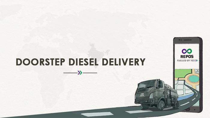 Doorstep Diesel Delivery